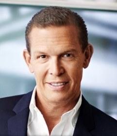 Daniel Grieder, CEO Tommy Hilfiger